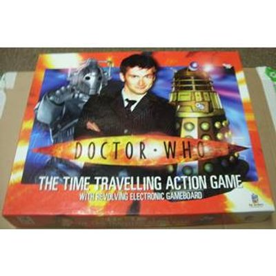 Doctor Who : The Time Travelling Action Game