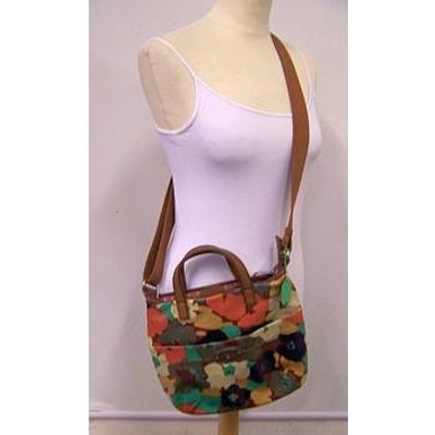 Fossil Key Per - Size: M - Multi-coloured - Shoulder bag