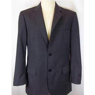 Aquascutum - Size: S - Grey - Single breasted suit jacket