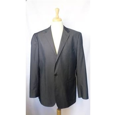 Biaggini - Grey - Single breasted blazer