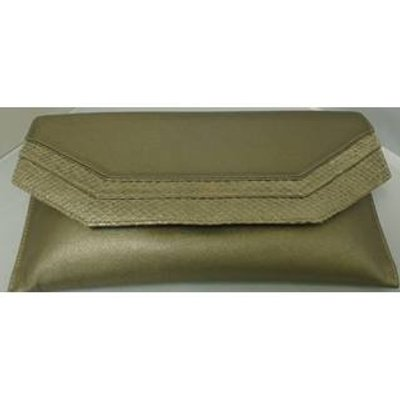 Unbranded - Size: Not specified - Metallics - Clutch bag