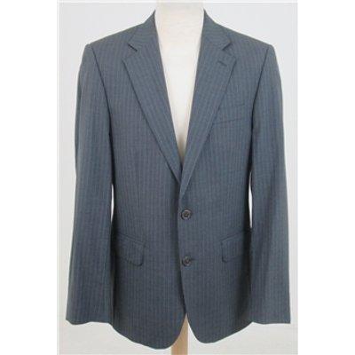 Charles Tyrwhitt, size 38L grey pinstripe suit jacket