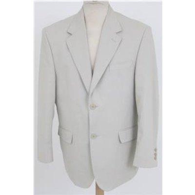 Peter Christian Size: L, Beige Single breasted blazer