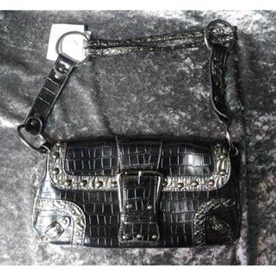 Kookai - Size: One size - Black - Baguette handbag