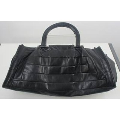 Black Handbag Moda - Size: M - Black