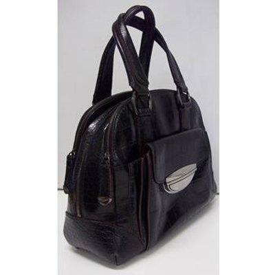 Lancel Paris - Black Leather - Adjani Handbag
