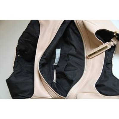 Ladies Pink Handbag Red Herring - Size: Not specified - Pink