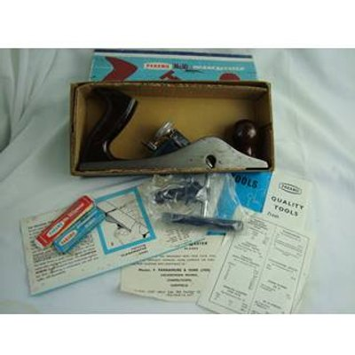 Vintage Paramo No 10 Plane Master and Accessories
