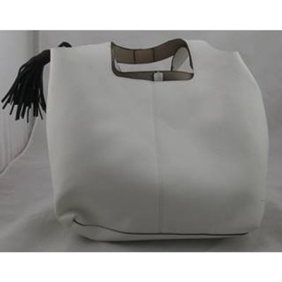 NWOT M&S Collection White shopper bag