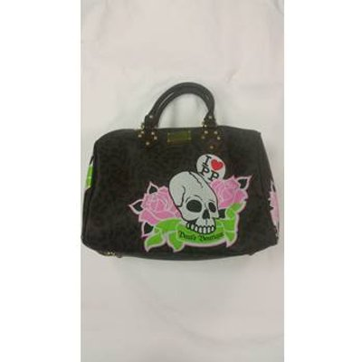 Paul's Boutique skull shoulder bag.