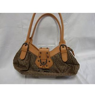 Women's Glitzy Handbag Size: Not specified - Beige - Handbag