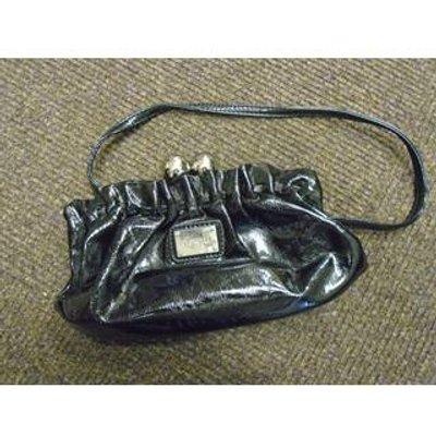 Fiorelli Black Patent Handbag, Small Fiorelli - Size: S - Black - Handbag