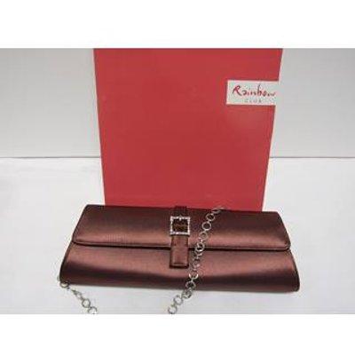 Occasion evening bag Rainbow Club - Size: S - Purple - Clutch bag