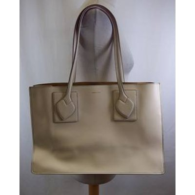 Anne Klein - Size: One size - Cream / ivory - Tote bag