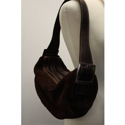 Fine Leather Caro Cuero Handbag Caro Cuero - Size: One size - Brown - Shoulder bag