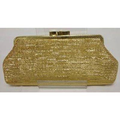 Small Gold Clutch Bag Unbranded - Metallics - Clutch bag