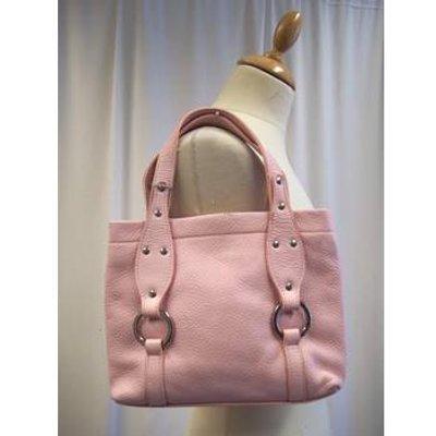 IFW - Size: S - Pink - Leather -  Handbag