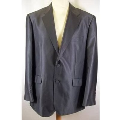 Paul Smith - Size: XXL - Grey - Single breasted suit