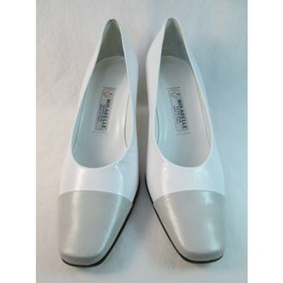 Mirabelle size 3/35.5 White Court Shoes