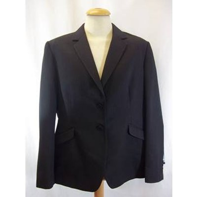 Brand New With Tags Brook Taverner - Size: L - Grey - Single breasted suit jacket