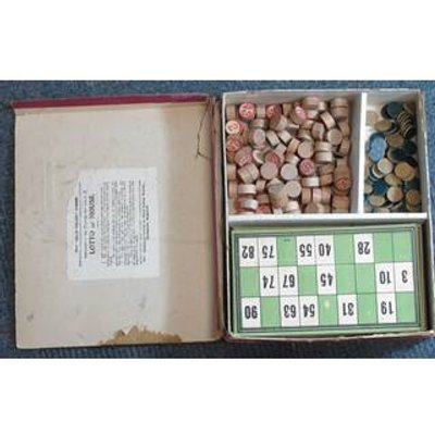 Loto Vintage - Made at Harborne, England