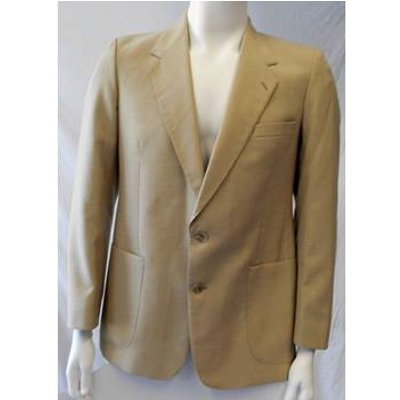 Brook Taverner Men's Jacket. Size 42 inches. Brook Taverner - Size: L - Beige