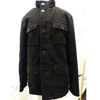 Lee Cooper, Men's Black Jacket, Size L Lee Cooper - Size: L - Black - Jacket