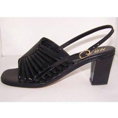 H. B. Shoes - Size: 3 - Black - Heeled shoes