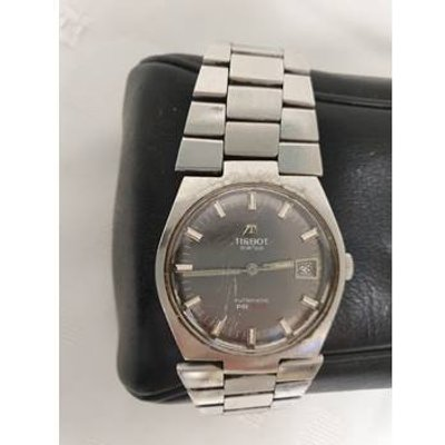 Tissot PR 516 Automatic Stainless Steel Watch TISSOT - Silver