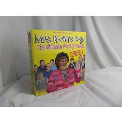 Mrs Browns Boys - Ultimate Party Game