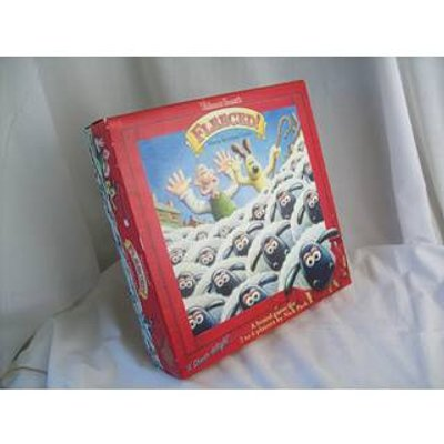Wallace And Grommit - Fleeced Board game