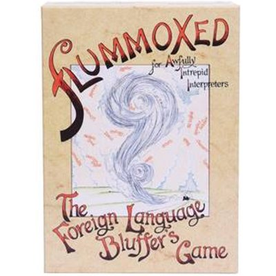 Flummoxed, the Foreign Language Bluffer's Game