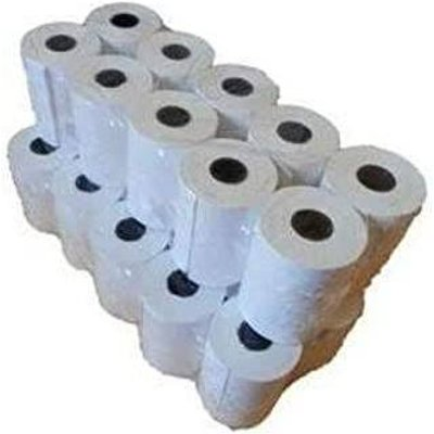 Box of 20 Thermal Printed rolls 57 x 40 x 12 - 18m