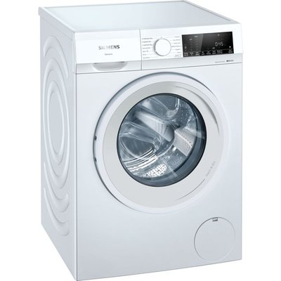 Siemens IQ-300 WN34A1U8GB 8Kg / 5Kg Washer Dryer with 1400 rpm - White - E Rated