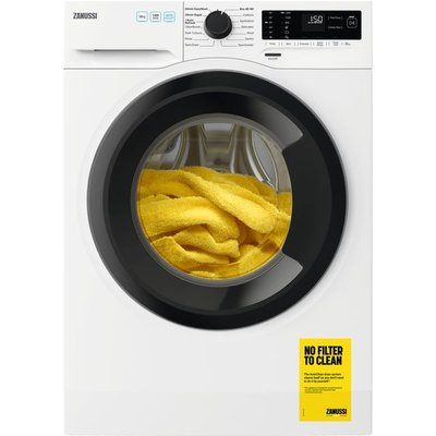 Zanussi ZWF144A2DG 10Kg Washing Machine with 1400 rpm - White - A+++ Rated