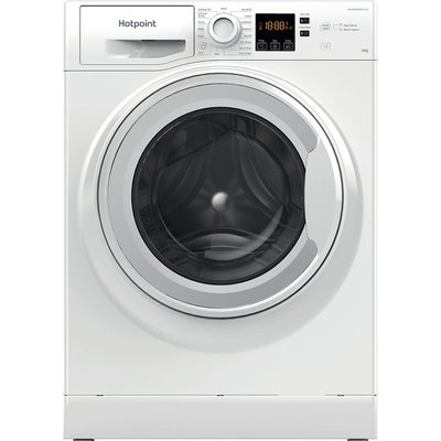 Hotpoint NSWM1043CWUKN Washing Machine with 1400 rpm - White - A+++ Rated
