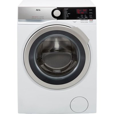 AEG ProSteam Technology L7FEE945R 9Kg Washing Machine with 1400 rpm - White - C Rated