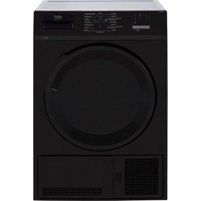 Beko DTLCE70051B 7Kg Condenser Tumble Dryer - Black - B Rated