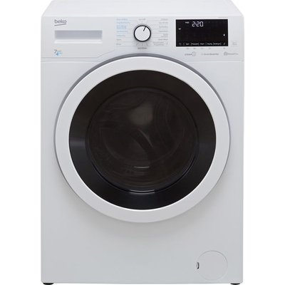 Beko WDER7440421W 7Kg / 4Kg Washer Dryer with 1400 rpm - White - D Rated