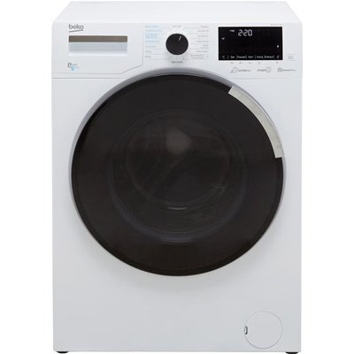Beko WDEY854P44QW 8Kg / 5Kg Washer Dryer with 1400 rpm - White - D Rated