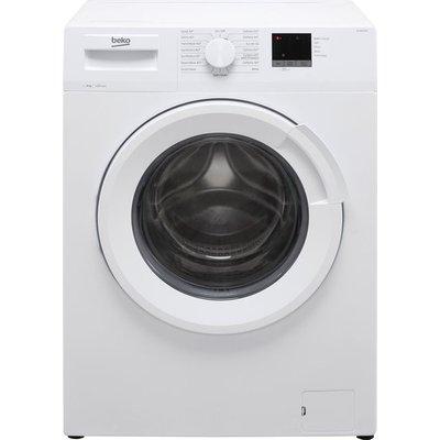 Beko WTL82051W 8Kg Washing Machine with 1200 rpm - White - C Rated