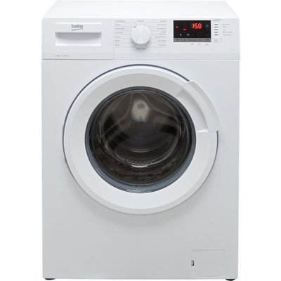 Beko WTL92151W 9Kg Washing Machine with 1200 rpm - White - A+++ Rated