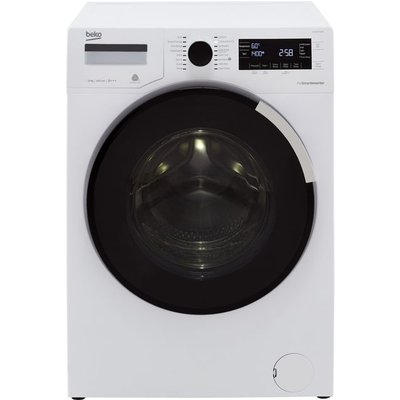 Beko WY124PT44MW 12Kg Washing Machine with 1400 rpm - White - A+++ Rated