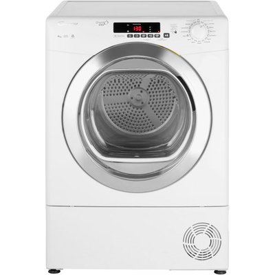 Candy Grand'O Vita GVSC9DCG 9Kg Condenser Tumble Dryer - White - B Rated