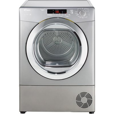 Candy Grand'O Vita GVSC9DCRG 9Kg Condenser Tumble Dryer - Graphite - B Rated