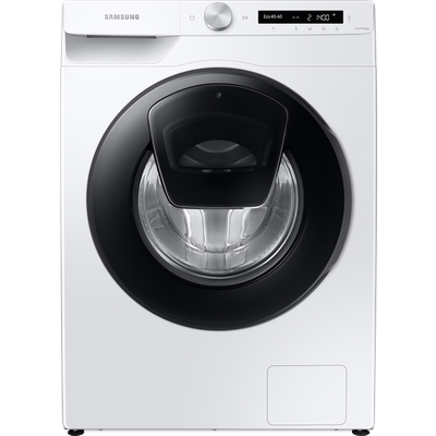 """Samsung Series 5+ AddWashâ""""¢ WW90T554DAW Wifi Connected 9Kg Washing Machine with 1400 rpm - White - A Rated"""