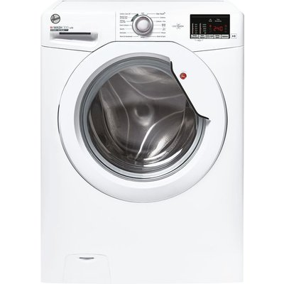 Hoover H-WASH 300 H3W4102DE 10Kg Washing Machine with 1400 rpm - White - A+++ Rated