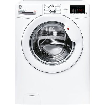 Hoover H-WASH 300 H3W492DE/1 9Kg Washing Machine with 1400 rpm - White - A+++ Rated