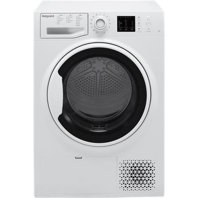 Hotpoint NTM1081WKUK 8Kg Heat Pump Tumble Dryer - White - A+ Rated