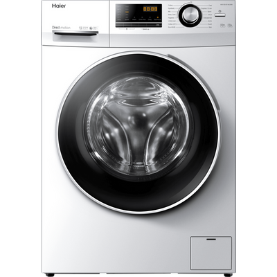 Haier HW100-B14636N 10Kg Washing Machine with 1400 rpm - White - A+++ Rated